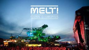 Melt-Festival (Ferropolis) - Dafür stehen wir früher auf!